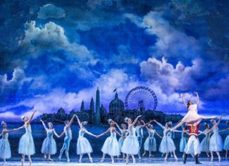 Joffrey Ballet performs The Nutcracker