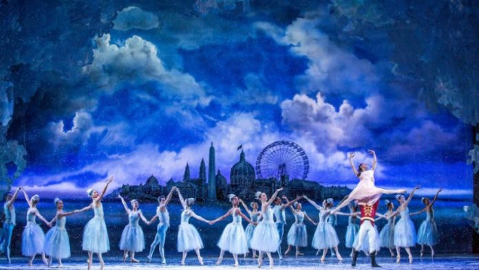 Joffrey Ballet performs The Nutcracker