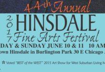 Fine Arts Festival in Hinsdale, IL