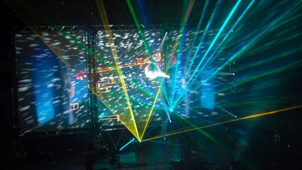 Pink Floyd LaserSpectacular