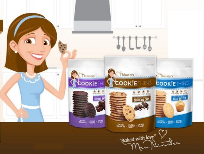 Mrs. Thinster's Cookie Thins