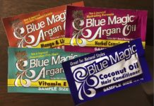 Blue Magic Hair Care Products