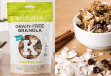 Grain-Free Granola by Kitchfix