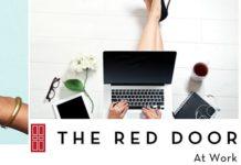 The Red Door At Work