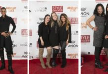 StyleChicago.com Resolutions 2017 - Red Carpet 3 Panel