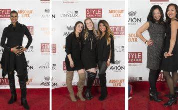 StyleChicago.com Resolutions 2017 - Red Carpet 3 Panel