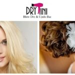 DRYtini prom hair makeup makeover