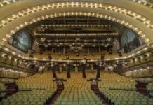Auditorium Theatre Tour