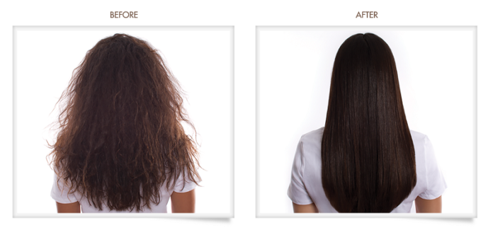Fix Damaged Hair with a Brazilian Blowout