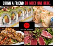 4 for $30 Wednesdays at RA Sushi
