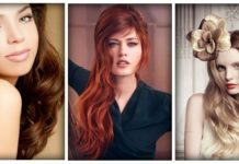 Hair Stylist Parto Naderi 3 Panel Hairstyle