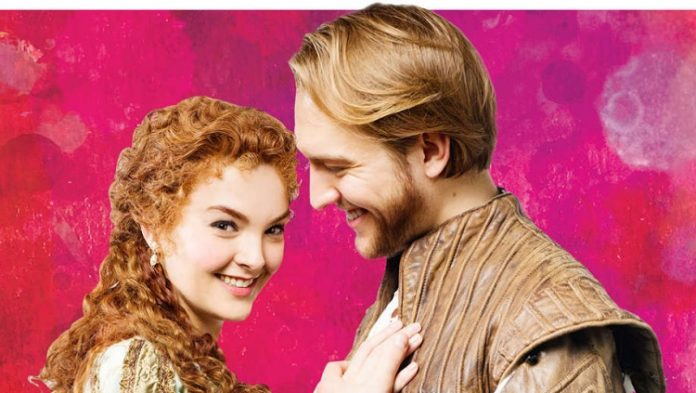 Shakespeare In Love at the Chicago Shakespeare Theatre at Navy Pier