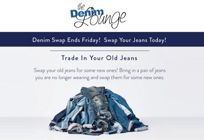 Denim Lounge Denim Swap