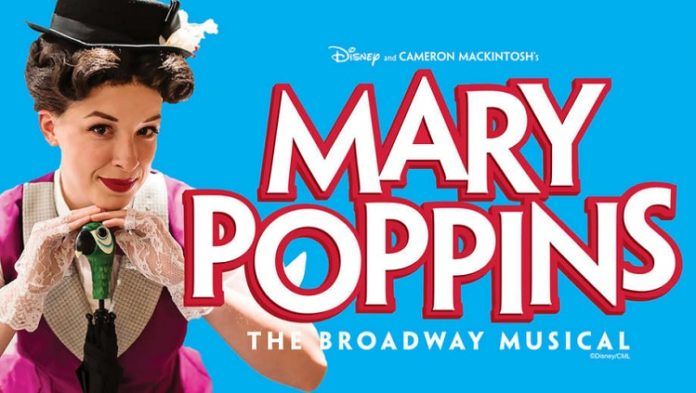 Mary Poppins at the Mercury Theater