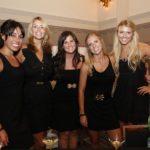 StyleChicago.com Modern Beauty - Ladies in Black