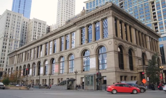 Chicago Architecture Biennial at Chicago Cultural Center