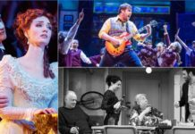 Three-Show Package with Broadway In Chicago