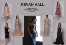 Kevan Hall Trunk Show Frances Heffernan