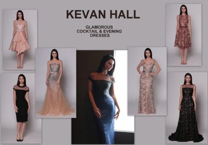 Kevan Hall Trunk Show Frances Heffernan