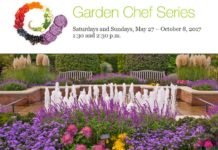 Garden Chef Series at the Chicago Botanic Garden