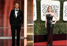 EwelineB's Ewelina Barlak and Tom Ford dress Brad Pitt and Amy Adams