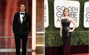 EwelineB's Ewelina Barlak and Tom Ford dress Brad Pitt and Amy Adams