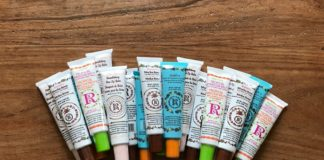 Rosebud Perfume Co. Lip Balm Tube