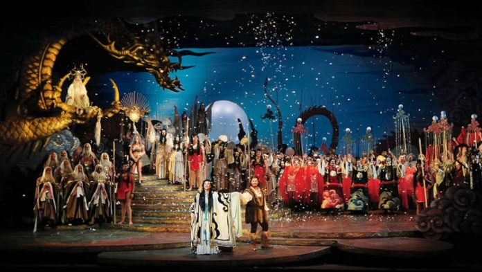 Five-Show Season Package at Lyric Opera