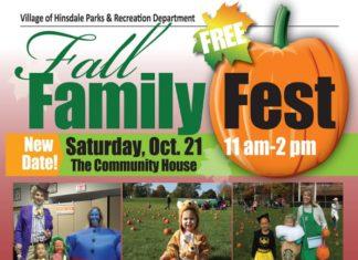 Hinsdale Fall Family Fest