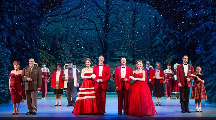 White Christmas Musical.White Christmas The Beloved Musical By Irving Berlin