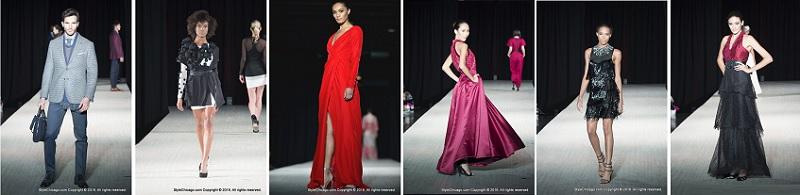 StyleChicago.com The Art of Fashion Runway Show Filmstrip 2016