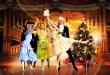 Russian Grand Ballet - The Nutcracker