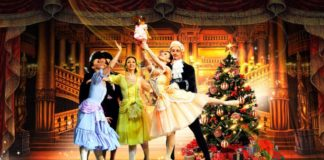 Russian Grand Ballet - The Nutcracker