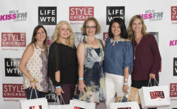 Red Carpet: StyleChicago.com's Ultimate Girls Night Out at The Drake - Oak Brook