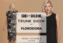 Suki + Solaine Trunk Show at Florodora