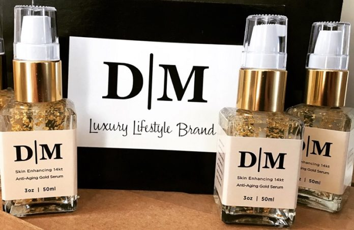 Anti-Aging Gold Serum by D|M