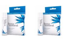 Peppermint Lip Balm from InstaNatural