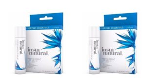 Peppermint Lip Balm from InstaNatural