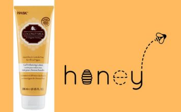 HASK Curl Enhancing Lotion