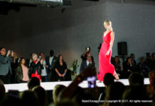 EwelineB Runway Photos 2017 StyleChicago.com's The Art of Fashion