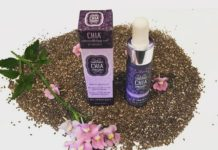 CHIA Smoothing Oil