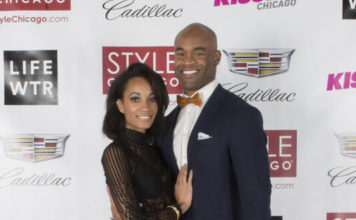 Red Carpet at StyleChicago.com's The Art of Fashion Runway Show