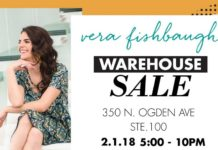 vfish Designs Warehouse Sale