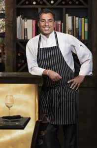 Bistronomic Menus by Chef/Owner Martial Noguier