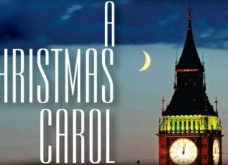 A Christmas Carol at Drury Lane