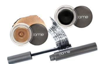 Special Offer: Holiday Eye Trio from dome Beauty
