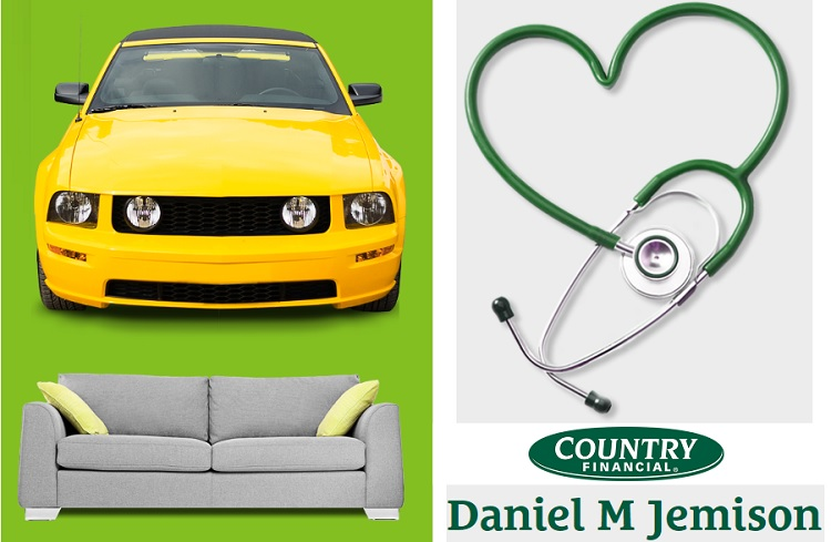 Country Financial Car Insurance >> Daniel Jemison Country Financial Insurance Representative