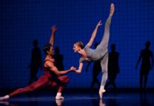 Modern Masters by the Joffrey Ballet
