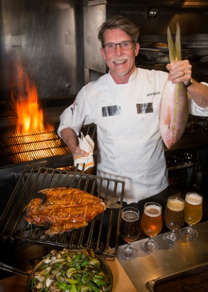 Chef Rick Bayless of Leña Brava
