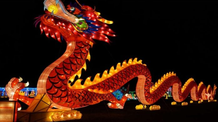 Dragon Lights Festival